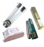 Kit HPS 400W - Réflecteur Cooltube 125 mm