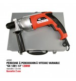 PERCEUSE À PERCUSSION 1200W  - RONDY