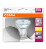 Led - OSRAM - Globe - GU10 - 5.5W/50W